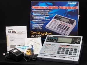 BOSS  DR-880 Ver.2