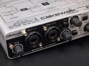 cakewalk UA-25EXCW