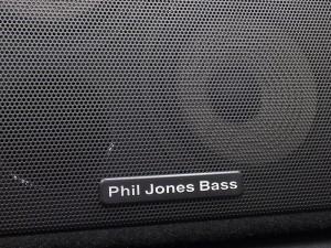 フィル ジョーンズ ベース PJB セッション Bass Cub Double Four Brief case Suit