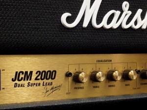 マーシャル JCM2000 Dual super lead TSL100 DSL50 JCM900 4100 DSL100H