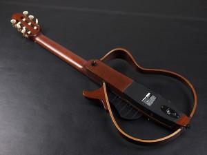 サイレントギター 初心者 入門 女子 女性 子供 練習 ビギナー クラシック アコースティック エレガット 軽量 100N 110N 200N トラベル silent guitar smalI