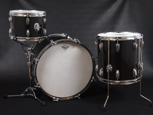 Ludwig ,スーパークラシック,メイプル,ドラムセット,ブルー,オリーブ,菱形,1970年代