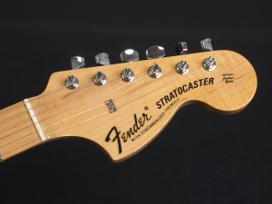 Made in Japan Hybrid '68 Stratocaster, Maple, Arctic White