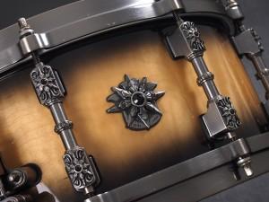 タマ Valkyrie Warlord Collection Swarovski Crystal メイプル 15プライ ウォーロード ヴァルキリー スワロフスキー クリスタル 北欧神話 Pure Sound CPS1420 EVANS B14G1 S14H30