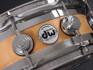 dw コレクターズ エッジ メイプル ソリッドブラス 挟み込み ウッド ブラス ハイブリッド ヘビー級 ハードロック ジョングッド