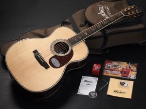 エレアコ 百瀬 モモセ momose エリック クラプトン Eric Clapton Ziricote Jacaranda ハカランダ OOO 000 EC 28 42 45 ATB Japan