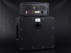 Marshall JTM-1H 50th Anniversary Head & 1912JTM / Stack Set
