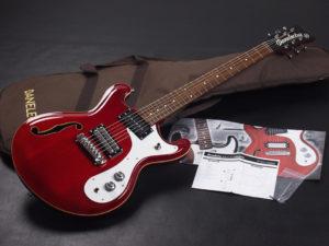 THE VENTURES Mosrite Combo 67 1967 モズライト コンボ ザ ベンチャーズ ダンエレクトロ 1966 the 66 赤 黒雲 ビザール bizarre Guitar