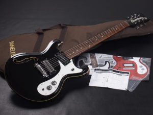 THE VENTURES Mosrite Combo 67 1967 モズライト コンボ ザ ベンチャーズ ダンエレクトロ 1966 the 66 黒 黒雲 ビザール bizarre Guitar