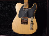 ブラックガード テレキャスター Telecaster Aged Relic レリック エイジド workhorse 長岡亮介 50s 1952 1954 Fender Custom shop BD