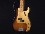 アメリカン オリジナル プロフェッショナル プレシジョン ベース プレベ Original Professional series vintage standard 1957 57 PB 2TS