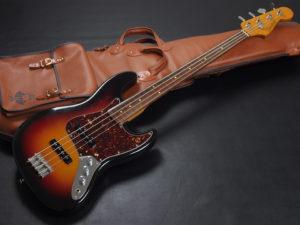 Fender JAZZBASS JAZZ BASS JB Jaco Pastorius ジャコ パストリアス フレットレス 3tone sunburst Vintage series Headway