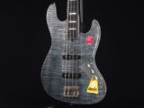 Craft Series momose Jazz Bass JB woodline 417 ウッドライン WL-434 Flame Maple 黒 Black オイル CTM カスタム Limited