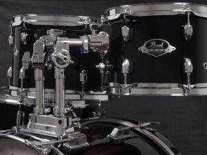パール ドラムセット エクスポート ファイバー FX プレジデント サンダーキング ロックバード 日本製 5点セット バスドラム フロアタム タム スネア 入門 初心者 バー パーティー 小規模会場