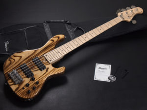 バッカス deviser momose STR handmade WL4 WL524 woodline twenty four standard jazz custom ash made in japan 日本製