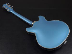 セミアコ Gibson Bigsby ビグスビー スターファイヤー ES-335 345 ペルハムブルー BLU 青 Heritage ヘリテイジ epiphone sheraton Riviera