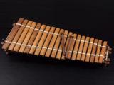 アフロトン バラフォン 木琴 ひょうたん 瓢箪 西アフリカ ギニア セネガル ガーナ ヨルバ族 グリオ ストーリーテラー 外山明