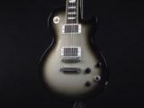 ロボットギター トロニカルチューン G-Force Mini E Tune Limited auto リミテッド シルバーバースト 自動 レスポール スタジオ Made in USA LP