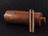 クリン 西アフリカ 打楽器 丸太 くりぬいた スリットドラム ログドラム コロコロ ロコール クリーン クリーニー