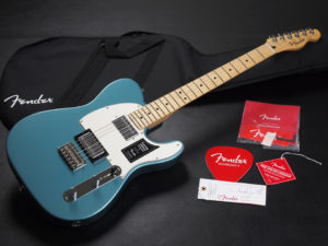 mex プレイヤー series MIJ Traditional hybrid テレキャスター 1952 52 50s LPB Lake Placid Blue Maple Japan TL