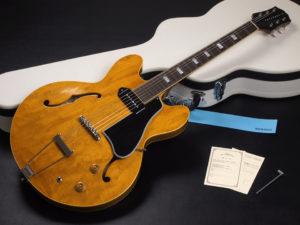 キングスネイク フルアコ セミアコ Gibson Vintage ギブソン ヴィンテージ semi acoustic ES-125 TD TDC ES-330T P-90 スミス Swamp スワンプ