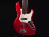 ジャパン 日本製 MIJ Traditional hybrid ジャズベース American DLX Active 5弦 アクティブ edition 限定 CR CRB クリムゾンレッド LTD