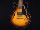 セミアコ Jazz Blues nashville memphis CS ES-335 ES-336 thin body 小型 Small semi aco Vintage sunburst C/S