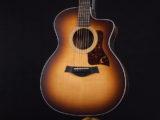 タイラー 114ce 214ce 314ce Koa Hawaiian ハワイアンコア DLX deluxe エレアコ electric acoustic ES2 初心者 入門 Sunburst BS