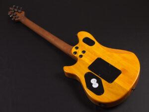 ヴァンヘイレン エディ Edward Van Halen Eddie PEAVEY Musicman Axis 5150 Friedman Brown ウルフギャング Kramer クレーマーEVH Wolfgang Standard QM Baked Maple Fingerboard Transparent Amber