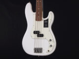 MIJ mex mexico traditional プレイヤー プレシジョン ベース PB62 PB57 Made in Japan Pau Ferro Fingerboard PW 白 ホワイト