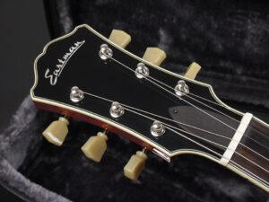 セミアコ Ibanez semi acoustic aco ES-335 ES-339 ES-336 Gibson Antique Red jazz Blues small 小型 mini T-386 T-186