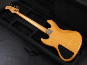 metro メトロ RV MV RS MS マーカスミラー Marcus Miller ウィルリー Will Lee Fender フェンダー Jazz Bass JB ジャズベース カスタム Custom