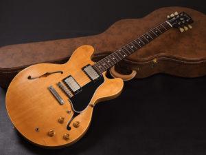 セミアコ 345 355 1959 1963 Custom Shop Nashville 59 58 メンフィス dot Reissue Lee Ritenour Larry Carlton