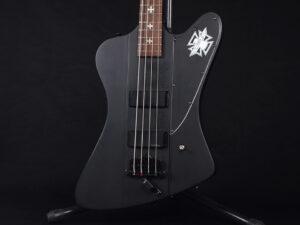 Gibson ギブソン ニッキー シックス ブラックバード Thunderbird サンダーバード モトリークルー motley Crue Mötley Crüe