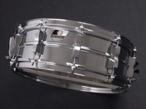 """ラディック ロッカー Rocker Steel 14"""" 5"""" 400 Gretsch 4160 pearl sensitone Ludwig 400 Canopus yaiba 1455 TAMA TBRS1455H LST1455H"""