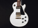 レスポール スタジオ faded standard classic traditional tribute 白 ホワイト アルペン 50s 60s Orville Epiphone AW WH 初心者