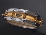 """薄い ピッコロ Steel 14"""" 5"""" Ludwig 400 Gretsch 4160 pearl sensitone FB1435S Ludwig 400 Canopus yaiba TAMA LST145 NSS1440 SOUL TOUL"""