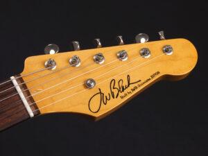 Fender Custom Shopフェンダー カスタム ショップ Master Builder シニア マスタービルダー エリック クラプトン ジェフ ベック Sugi スギ T's ティーズ テレキャス
