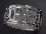 """ロックスター 1455 Steel 14"""" 6.5"""" Standard Steel Gretsch 4160 pearl sensitone Ludwig 400 Canopus yaiba TAMA LST145 X Yoshiki"""