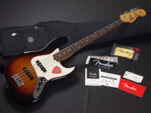 Rosewood Fingerboard 3CS 3TS Tone ジャズベース Made in USA Japan MIJ JB62 US Professional Standard II STD