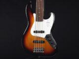 MIJ made in japan ハイブリッド Traditional ジャズベース 日本製 5弦 70s 60s JBV JB-V 3TS 3CS Professional 2 トーン 5st