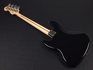 MIJ made in japan ハイブリッド Traditional ジャズベース 日本製 Black 黒 BLK BK 70s 60s JB62US JB75 1975 1970s ブラック