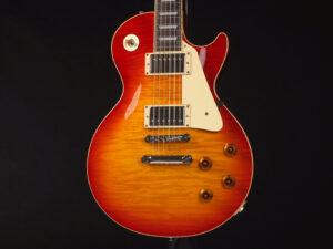 トーカイ レスポール Les Paul 東海楽器 japan vintage ジャパン ヴィンテージ love rock LS-124F LS-100F 日本製 Cherry Sunburst VF