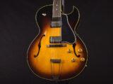 フルアコ セミアコ Jazz Blues ブルース Gibson Vintage ジャズ full acoustic ES ES-125 ES-175 Eastman Muddy ハムバッカー