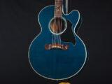 J-185 EC Modern Songwariter Walnut Rosewood Maple Cutaway parlor studio j-180 sj-200 blue burst ブルー 青