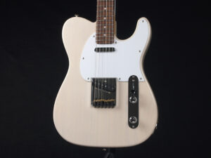 フラートン デラックス テレキャスター アサット クラシック Leo Fender telecaster made in USA アメリカ製 japan tribute series DLX CL