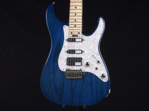 日本製 Made in japan PT EX-IV 5A B VTR EX-22 ST-CTM BH NV ESP snapper Blue Swamp Ash 限定品 LTD Maple Deep