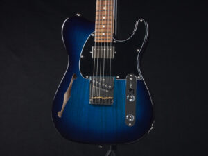 アサット エーサット デラックス テレキャスター シンライン made in USA Leo Fender Telecaster Thinline sparkle DLX CL TC72 JAPAN