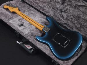 アメリカン プロフィッショナル 2 ストラトキャスター ダークナイト Blue Burst DN vintage standard アメスタ elite USA STD Ultra original
