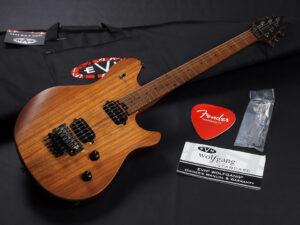 ヴァンヘイレン エディ Edward Van Halen Eddie PEAVEY Musicman Axis 5150 Friedman Brown ウルフギャング Kramer クレーマー